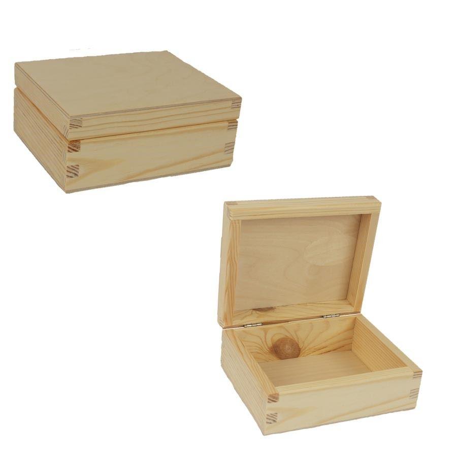 Dřevěná krabička 097075