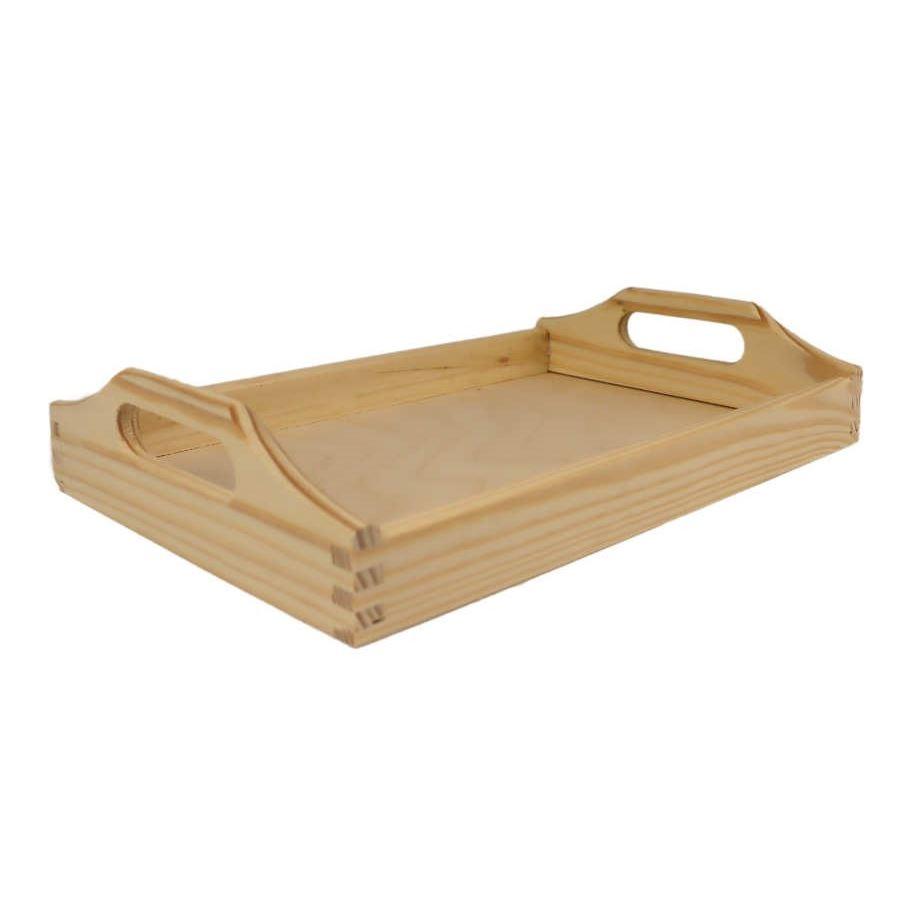 Dřevěný podnos Maxi, 097025