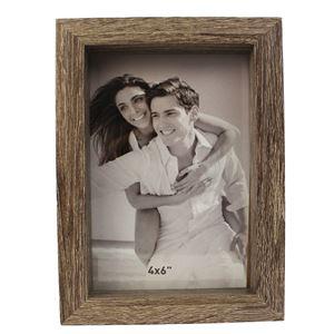 Dřevěný fotorámeček D0299