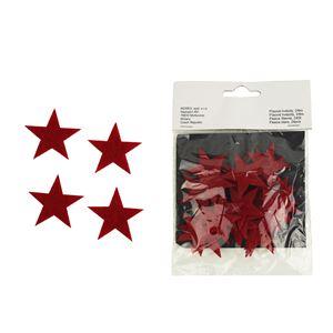 Flísové hvězdy, 24ks X1508/C