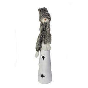 Sněhulák s LED osv. K2138/2