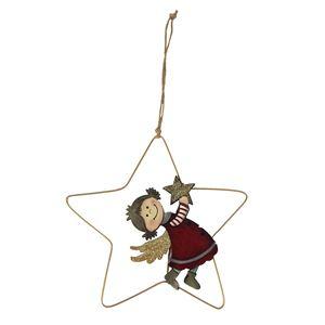 Vánoční dekorace k zavěšení D2312