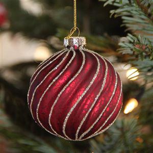 Vánoční ozdoba, sada 2ks S0188