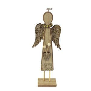 Anděl dekorační D2243