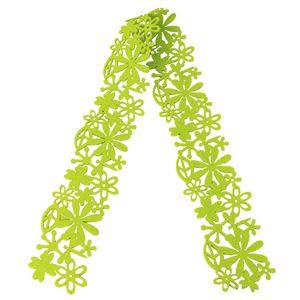 Flísová dekorace zelená X1258-15