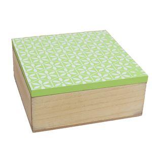 Dřevěný box D0690