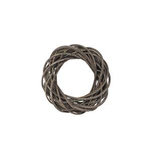 Věnec šedý pr.15cm P0741-21