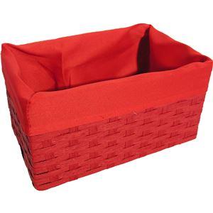 zásuvka malá červená 381485/MC