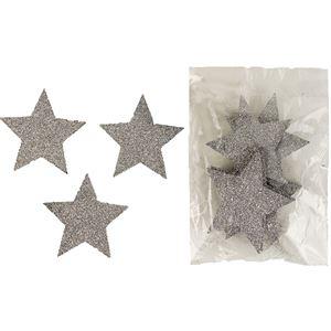 Hvězdy dekorační, 8ks D1307/ST