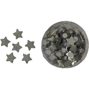 hvězdy nalep. malé sada 48ks, X0078
