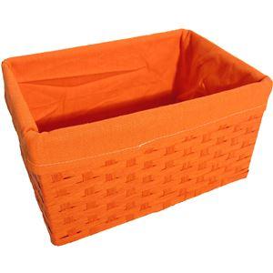 zásuvka velká oranžová