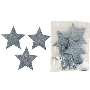 Hvězdy dekorační, 8ks
