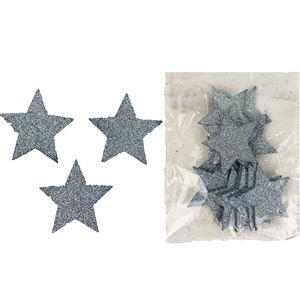Hvězdy dekorační, 12ks
