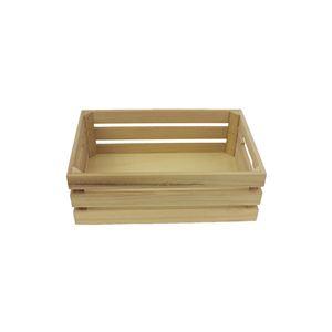 Bedýnka dřevěná D1874/S