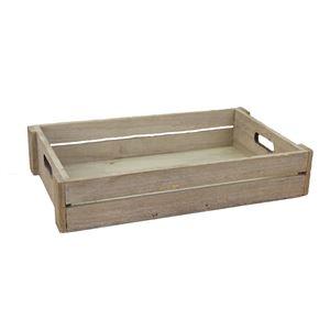 Podnos dřevěný střední D0158/S