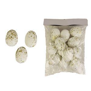 Dekorační vajíčka 12 ks X1886