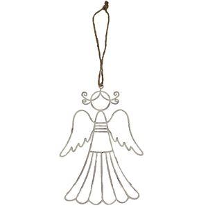Dekorace anděl K1010