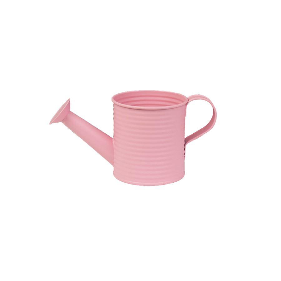 Konvička plechová růžová K1860-05