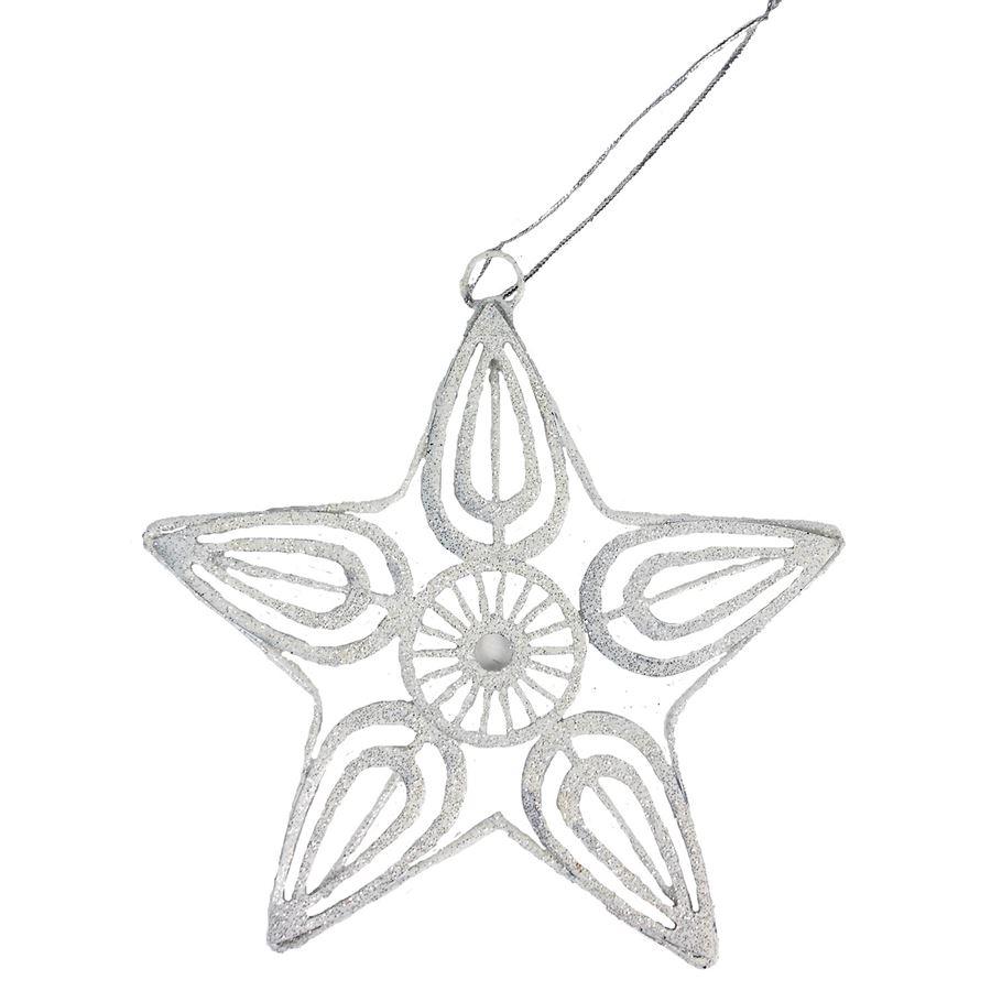 Dekorace hvězda X2090-01
