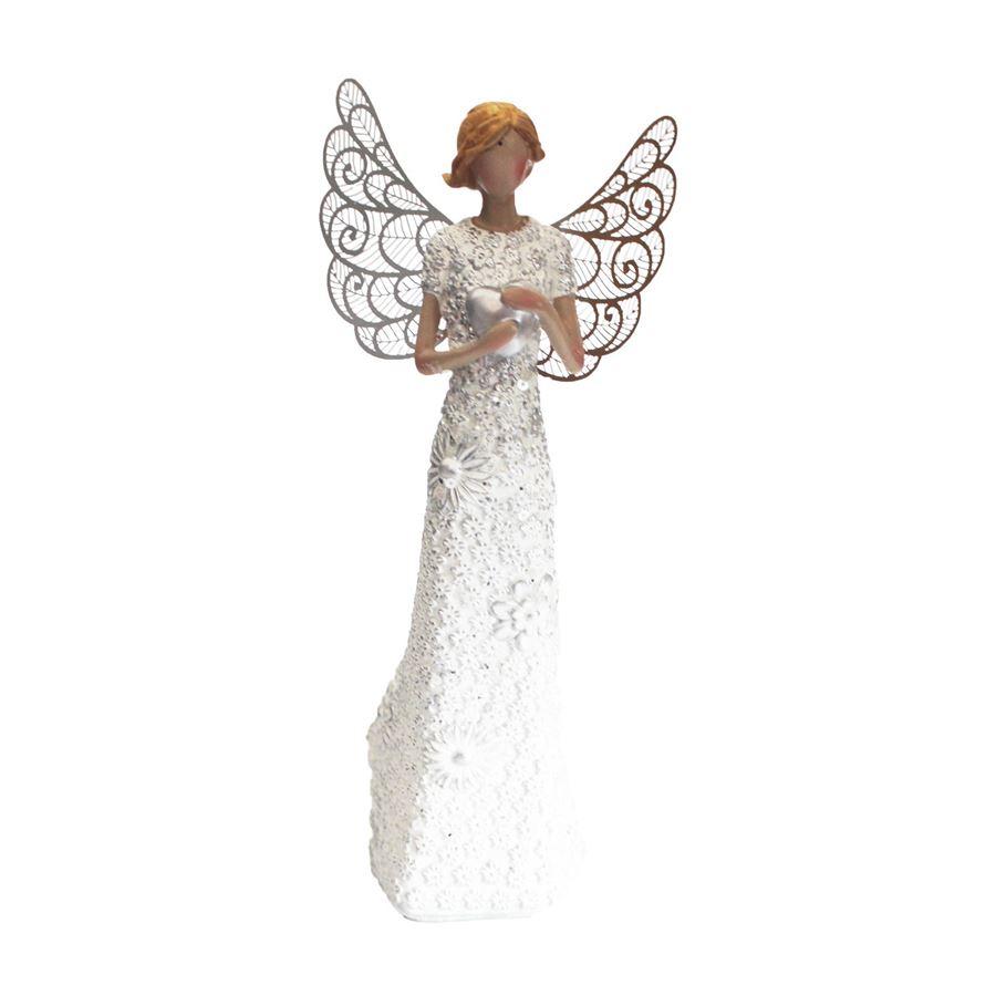 Anděl dekorační X2967