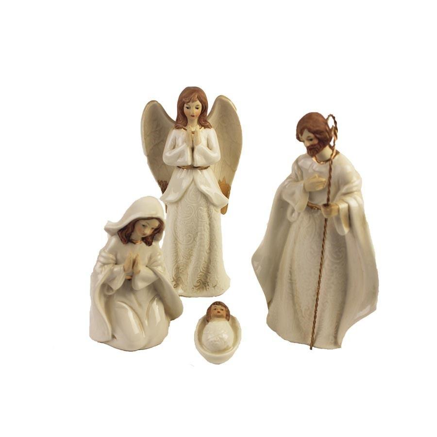 Figurky do Betléma 4 ks X2888
