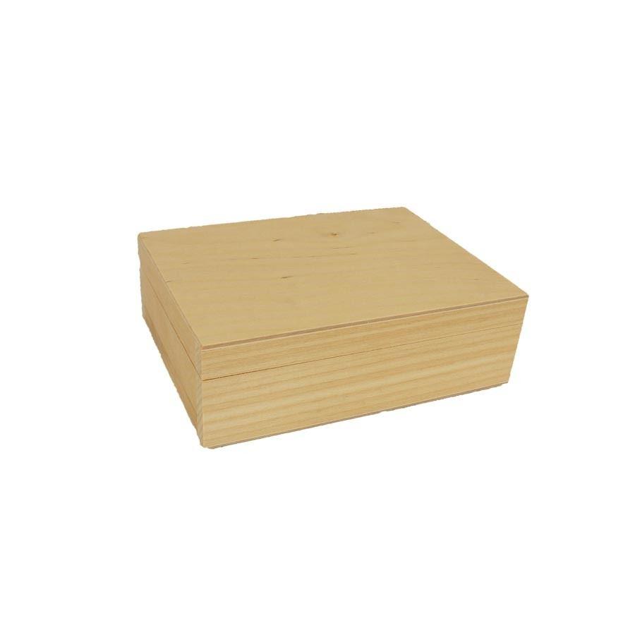 Dřevěná krabička 097073
