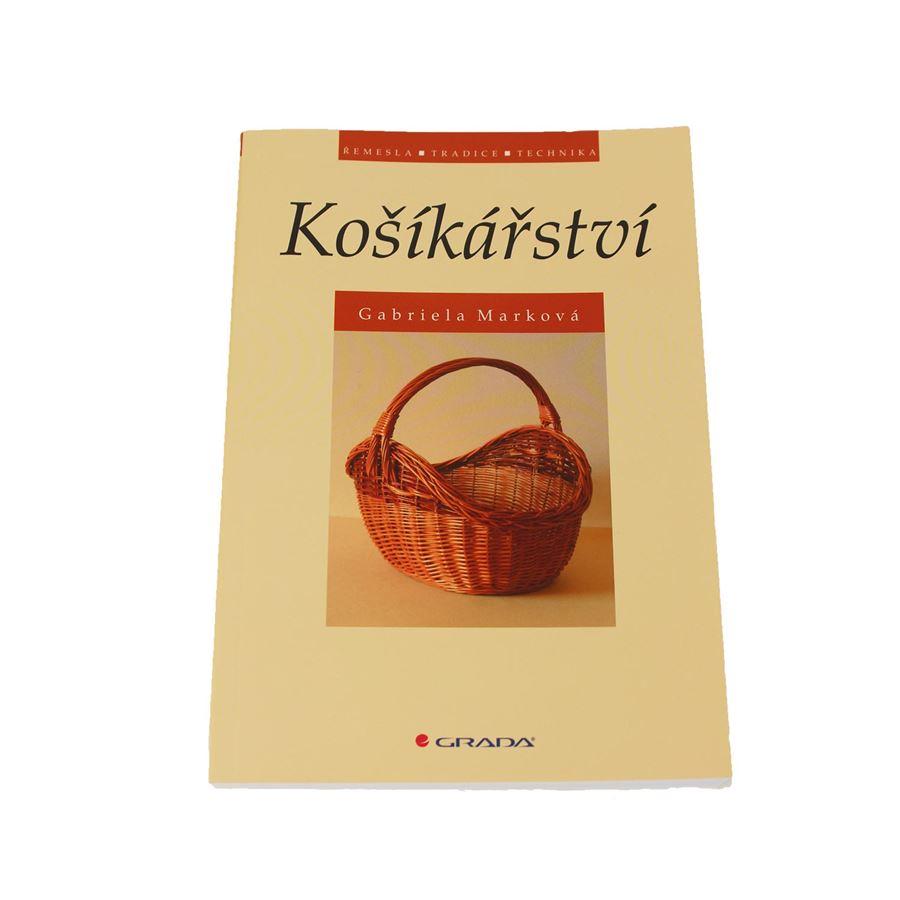 Kniha Košíkářství /autor Marková/ 400000000006