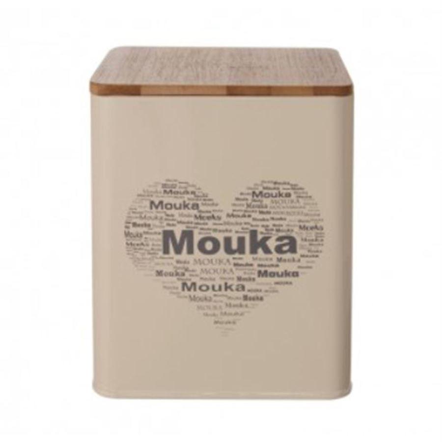 Dóza MOUKA SRDCE O0150