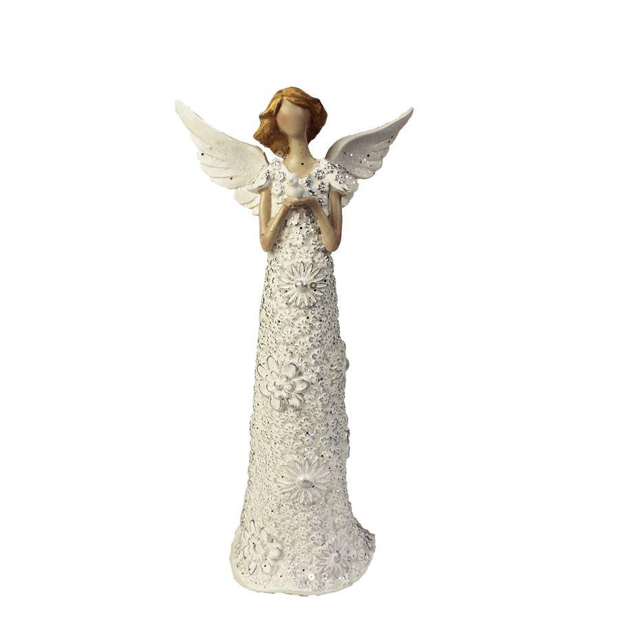 Anděl dekorační X2961