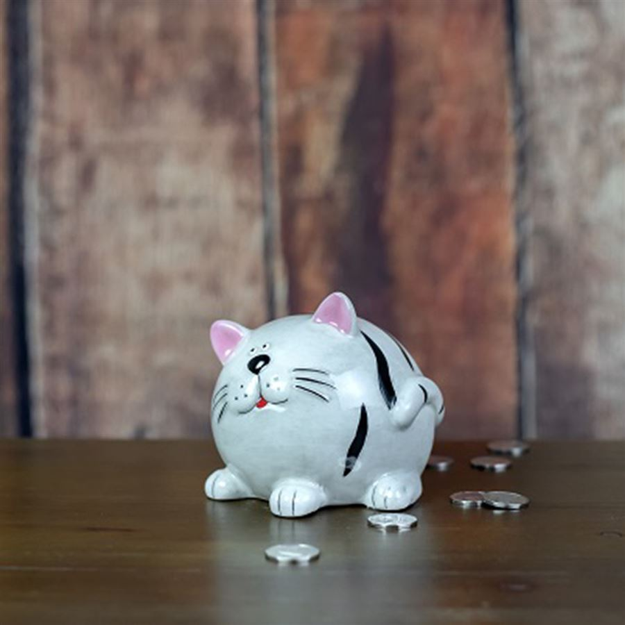 Pokladnička kočka X2743