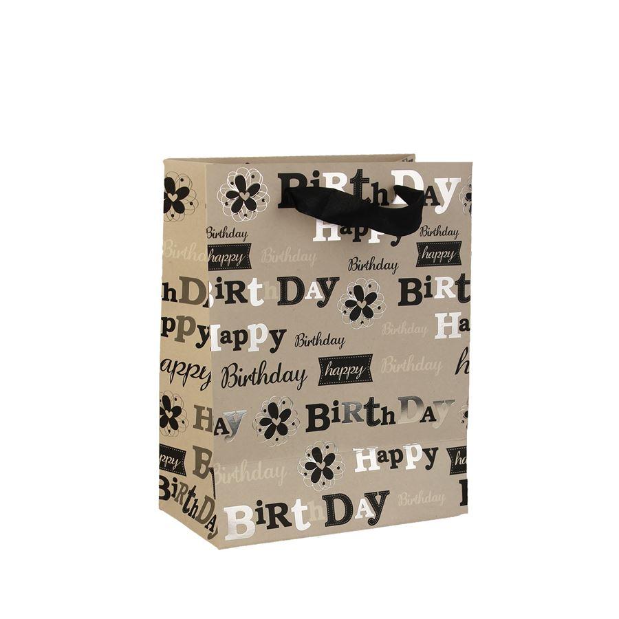 Papírová taška A0036/1