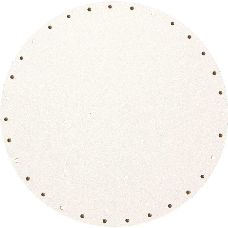 sololak bílý pr.20cm s otvory 22B0020K