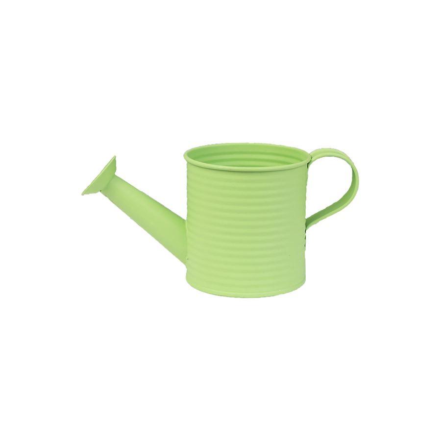 Konvička plechová zelená K1860-15
