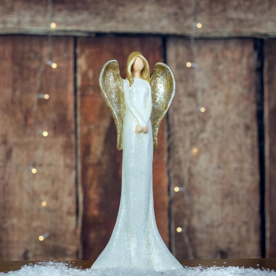 Anděl dekorační X2666