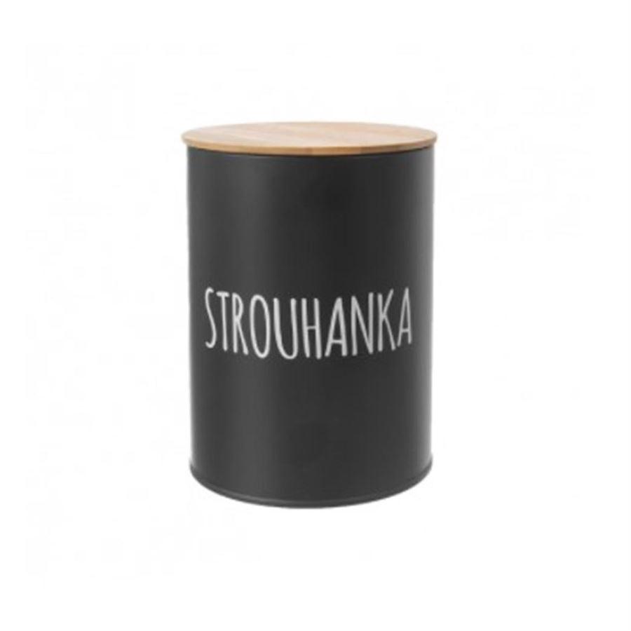 Dóza Strouhanka BLACK O0153