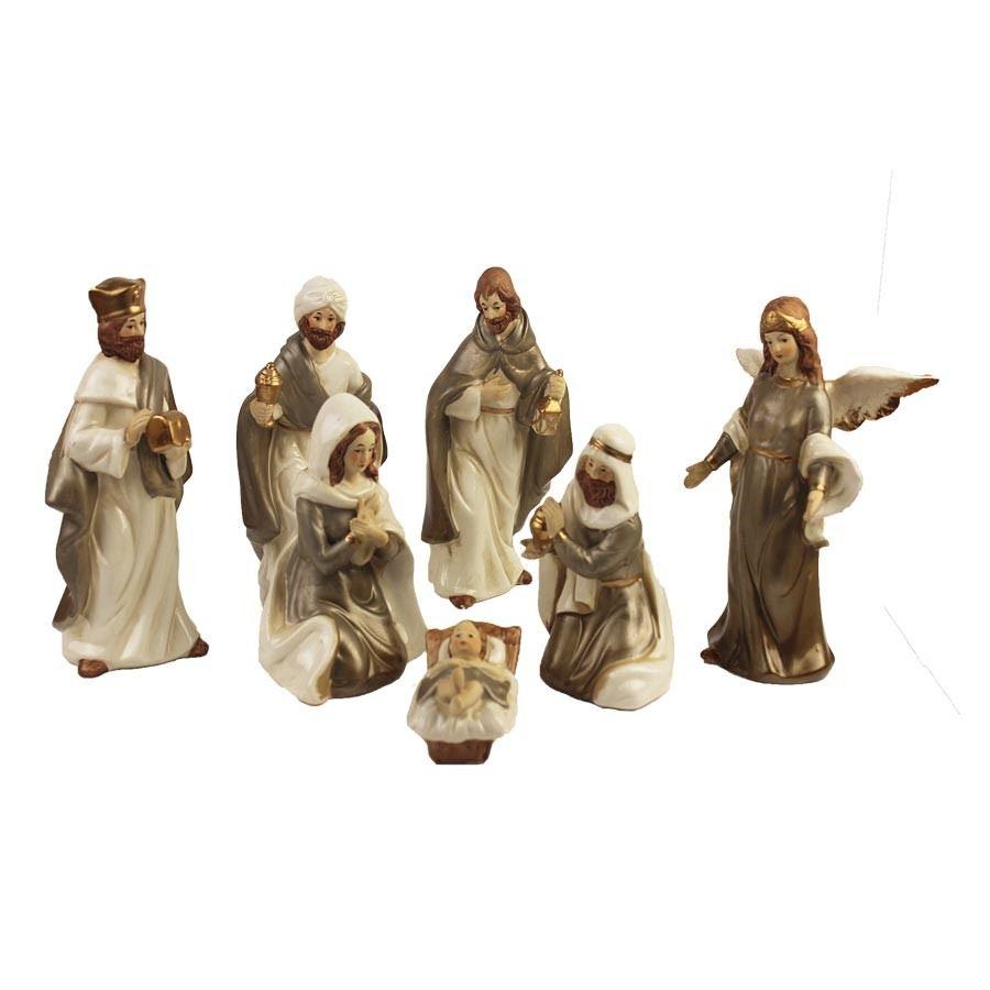 Figurky do Betléma 7 ks X2889