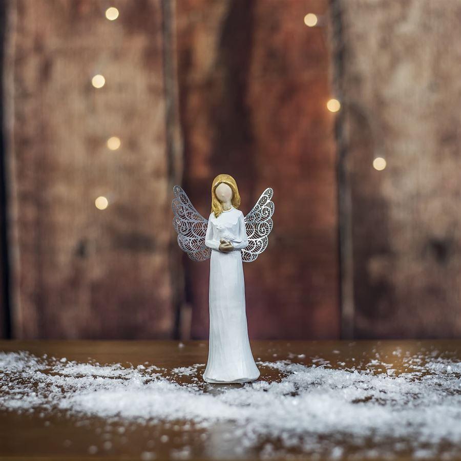 Anděl dekorační X2966