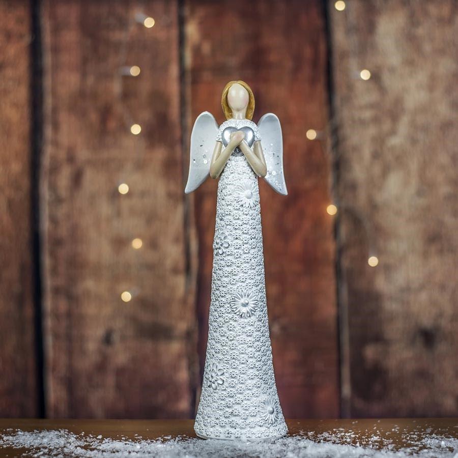 Anděl dekorační X2963