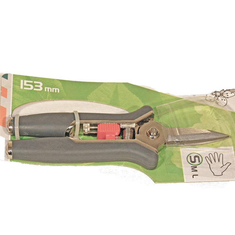 nůžky zahradnické mini 660000000015