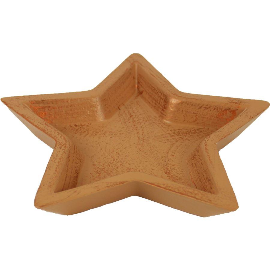 Podnos hvězda malý D0541