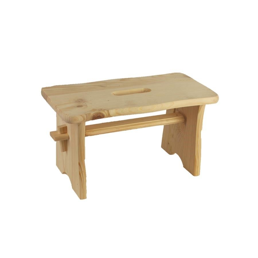 Dřevěná stolička, 097013