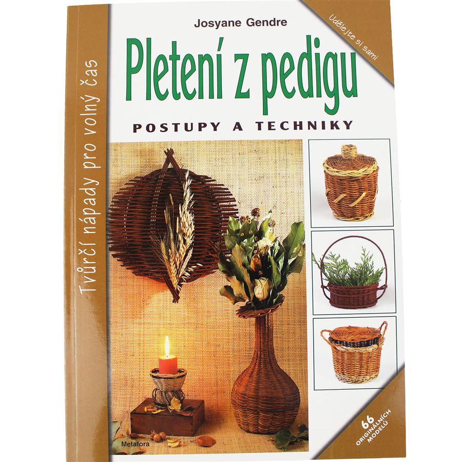 kniha Pletení z Pedigu
