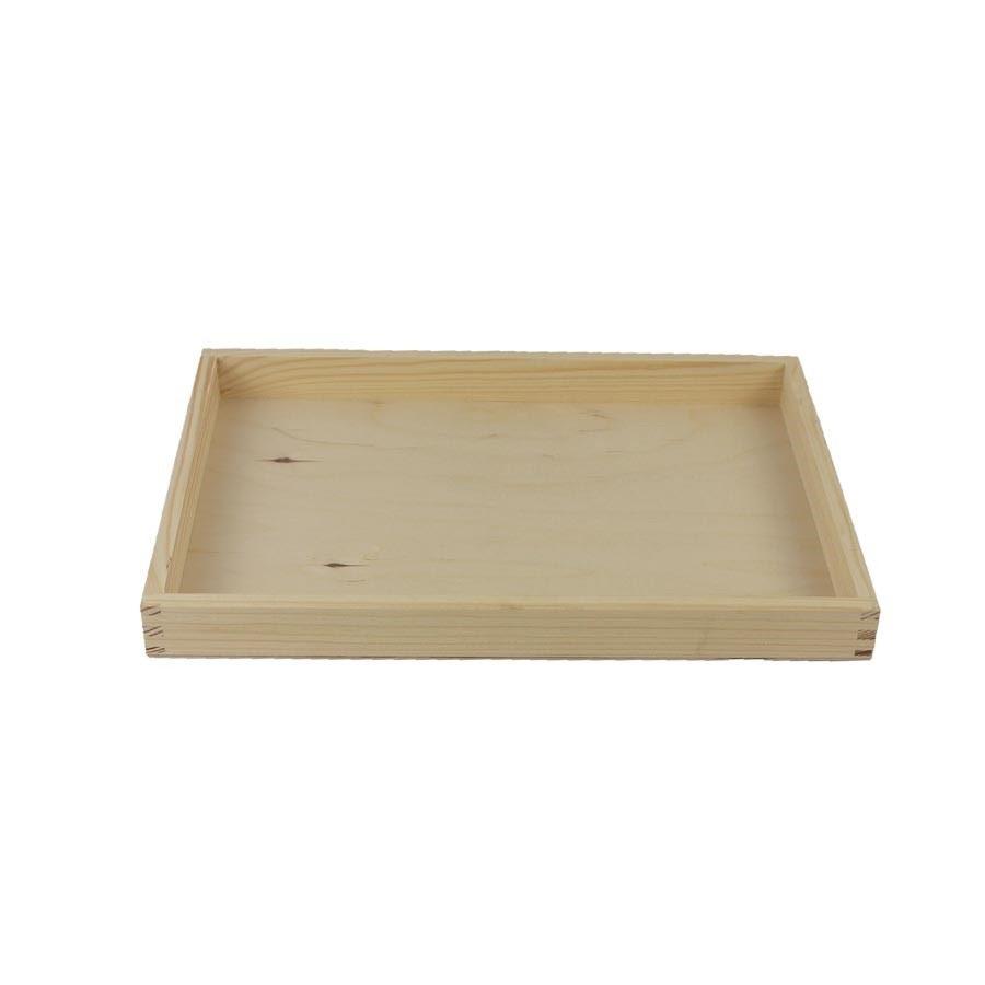 Dřevěný podnos 097063