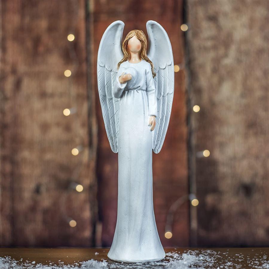 Anděl dekorační X2948