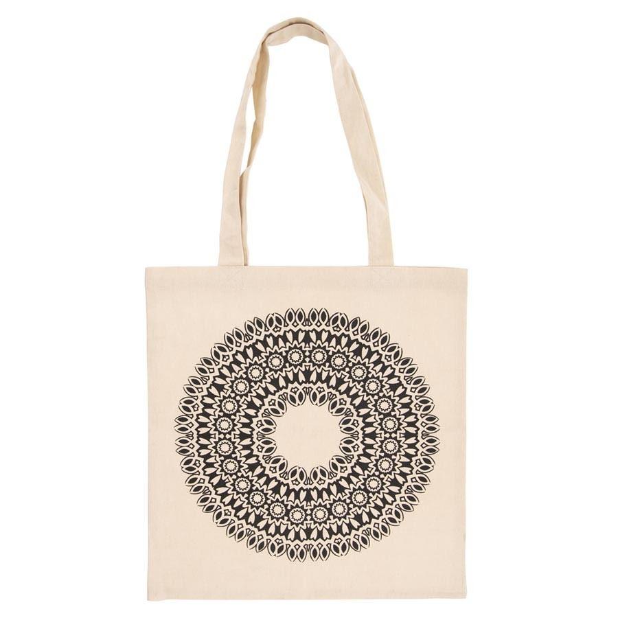 Bavlněná nákupní taška MANDALA O0051