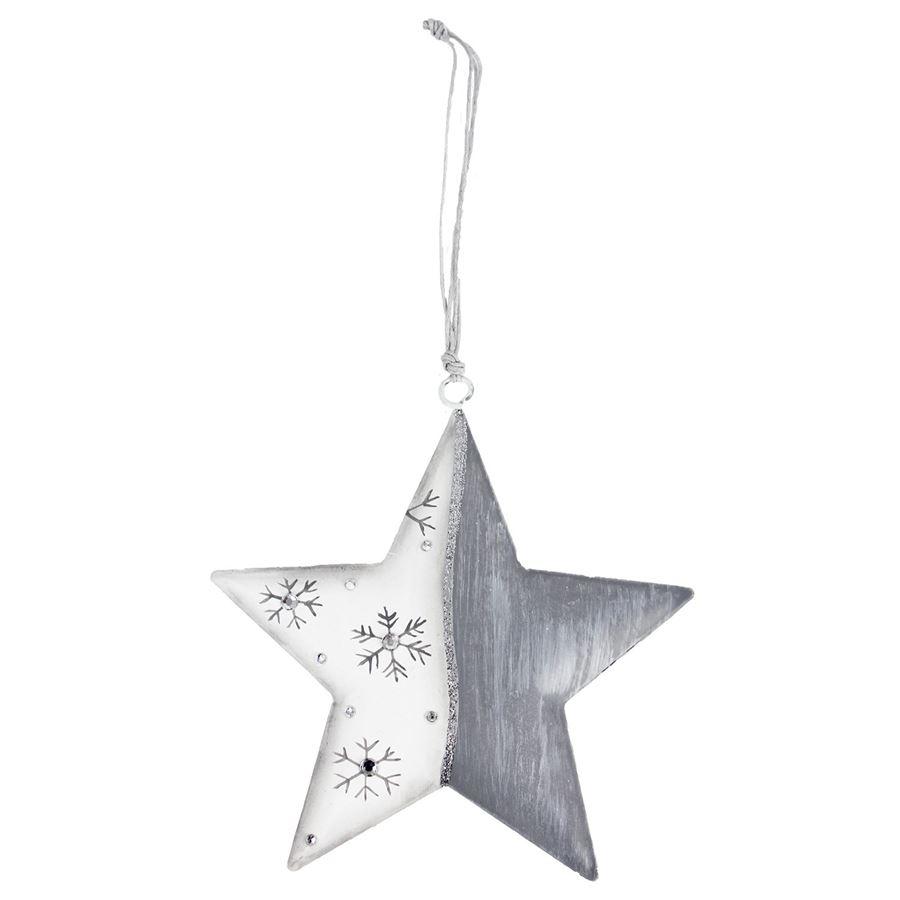 Hvězda šedá, velká K1641/2