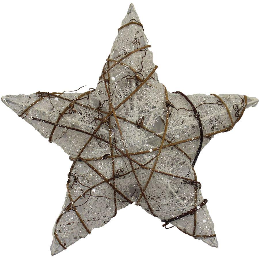 Hvězda 3D 20 cm X0241
