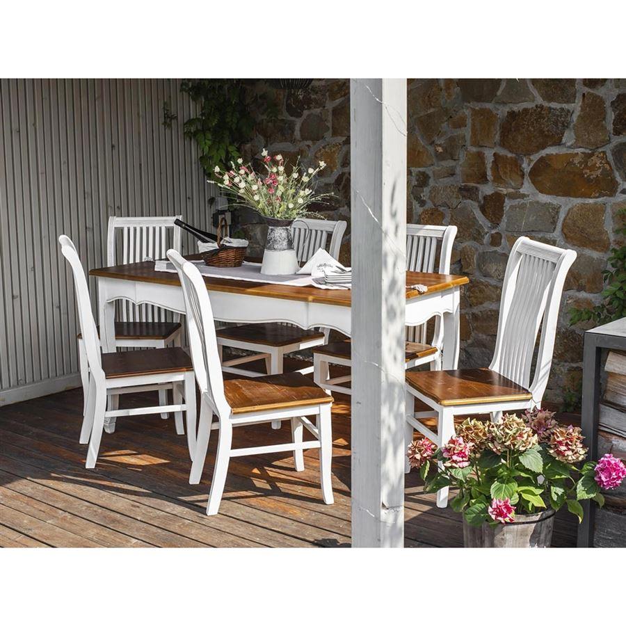 Dřevěný stůl D0537 2. jakost