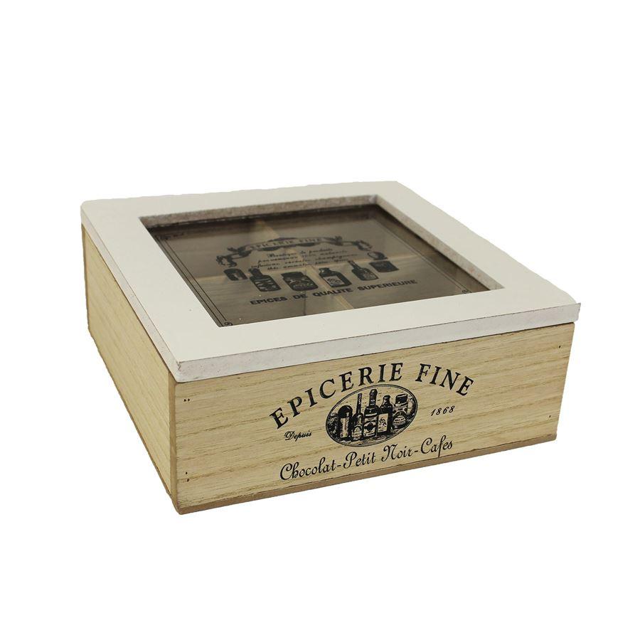 Box na čaj D1190