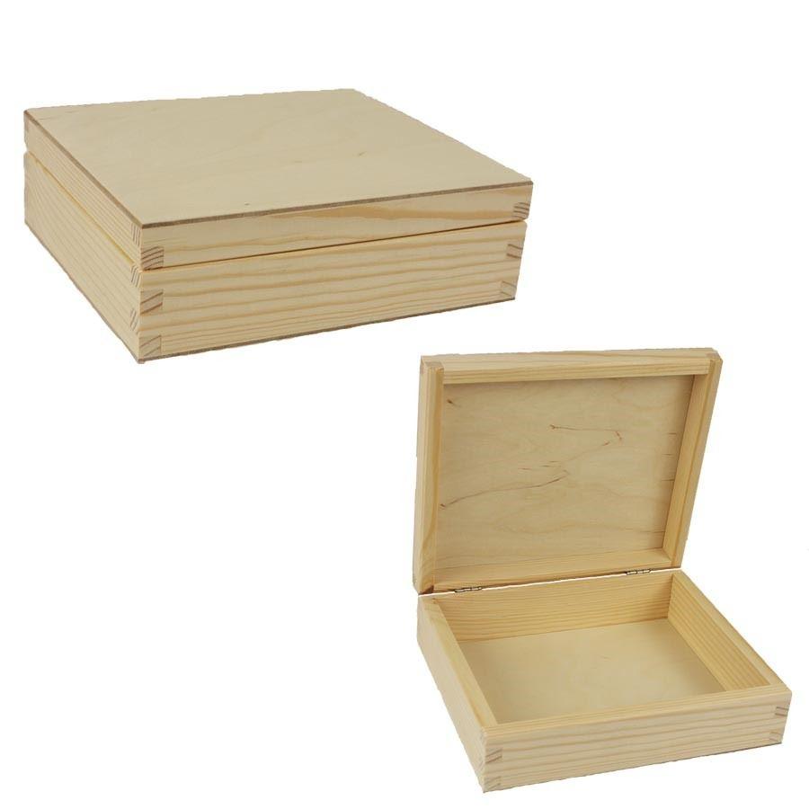 Dřevěná krabička 097076